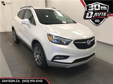 2019 Buick Encore Sport Touring (Stk: 208660) in Lethbridge - Image 1 of 26