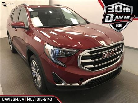 2019 GMC Terrain SLT (Stk: 205101) in Lethbridge - Image 1 of 35