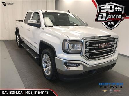 2018 GMC Sierra 1500 SLT (Stk: 188842) in Lethbridge - Image 1 of 27