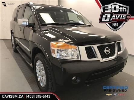 2015 Nissan Armada Platinum (Stk: 209873) in Lethbridge - Image 1 of 35