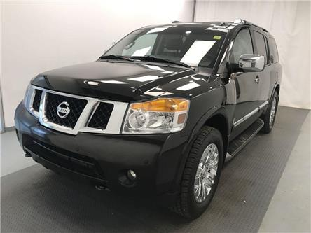 2015 Nissan Armada Platinum (Stk: 209873) in Lethbridge - Image 2 of 35