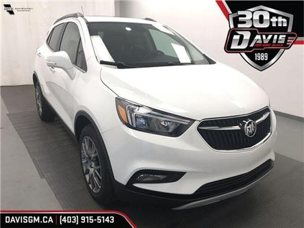 2019 Buick Encore Sport Touring (Stk: 201604) in Lethbridge - Image 1 of 21
