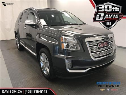 2017 GMC Terrain Denali (Stk: 208879) in Lethbridge - Image 1 of 26