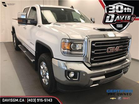 2019 GMC Sierra 2500HD SLT (Stk: 206536) in Lethbridge - Image 1 of 35