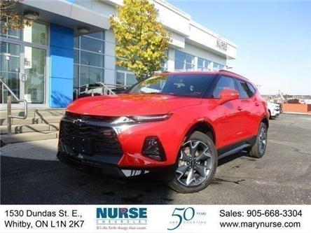 2020 Chevrolet Blazer RS (Stk: 20E001) in Whitby - Image 1 of 30