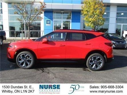 2020 Chevrolet Blazer RS (Stk: 20E001) in Whitby - Image 2 of 30