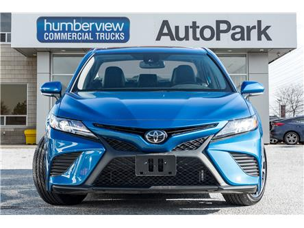 2019 Toyota Camry SE (Stk: ) in Mississauga - Image 2 of 20