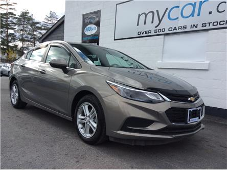 2017 Chevrolet Cruze LT Auto (Stk: 191556) in North Bay - Image 1 of 20