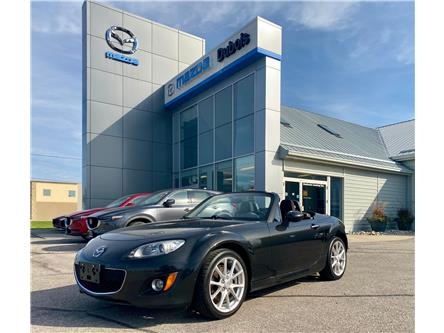 2011 Mazda MX-5 GS (Stk: UC5780) in Woodstock - Image 1 of 21