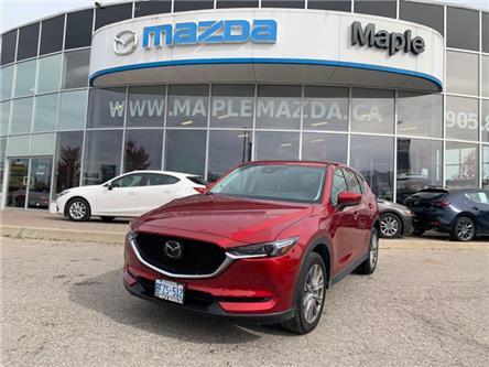 2019 Mazda CX-5 GT w/Turbo (Stk: 19-050) in Vaughan - Image 1 of 7