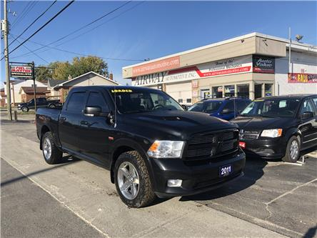 2011 Dodge Ram 1500 Sport (Stk: 1933) in Garson - Image 1 of 11