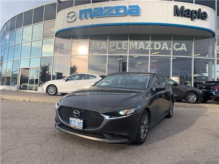 2019 Mazda Mazda3 GS (Stk: 19-153) in Vaughan - Image 1 of 7