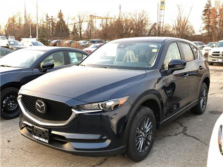 2019 Mazda CX-5 GS (Stk: 19-063) in Vaughan - Image 1 of 5