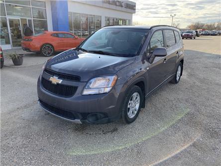 2012 Chevrolet Orlando  (Stk: 19T222A) in Wadena - Image 2 of 14