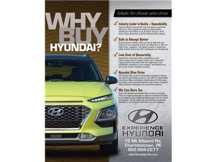 2020 Hyundai Santa Fe  (Stk: N536) in Charlottetown - Image 2 of 10