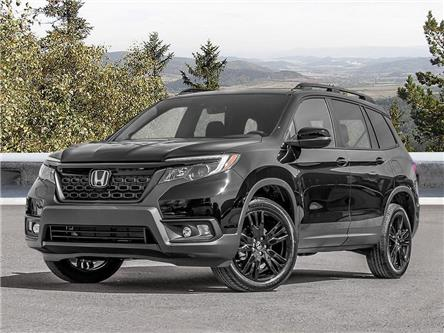 2019 Honda Passport Sport (Stk: 19700) in Milton - Image 1 of 23