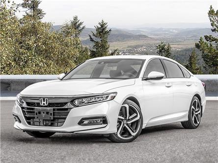 2019 Honda Accord Sport 1.5T (Stk: 19808) in Milton - Image 1 of 23