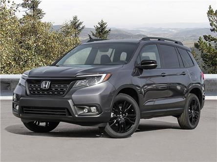 2019 Honda Passport Sport (Stk: 191027) in Milton - Image 1 of 23