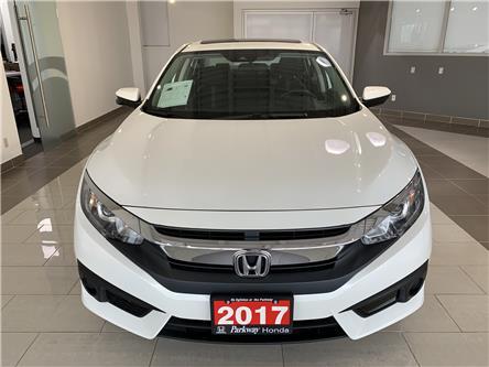 2017 Honda Civic EX (Stk: 923119A) in North York - Image 2 of 19