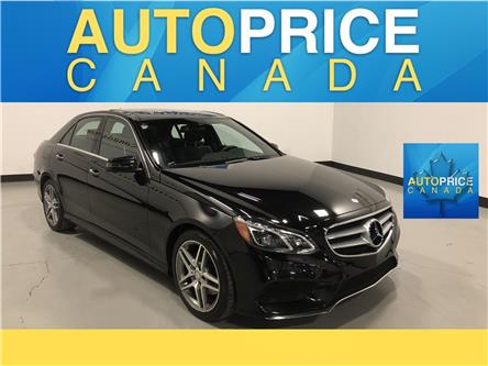 2016 Mercedes-Benz E-Class Base (Stk: B0668) in Mississauga - Image 1 of 29