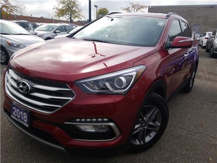 2018 Hyundai Santa Fe Sport 2.4 Premium (Stk: 40310A) in Mississauga - Image 1 of 18