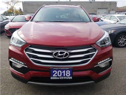 2018 Hyundai Santa Fe Sport 2.4 Premium (Stk: 40310A) in Mississauga - Image 2 of 18