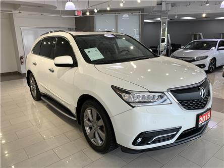 2015 Acura MDX Elite Package (Stk: 16427B) in North York - Image 1 of 22