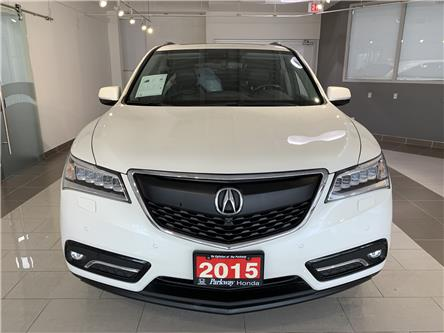 2015 Acura MDX Elite Package (Stk: 16427B) in North York - Image 2 of 22