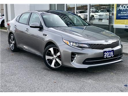 2016 Kia Optima SX Turbo (Stk: 8074H) in Markham - Image 1 of 23