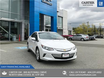2019 Chevrolet Volt Premier (Stk: 9V1035T) in North Vancouver - Image 1 of 13