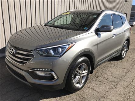 2017 Hyundai Santa Fe Sport 2.4 Premium (Stk: N425A) in Charlottetown - Image 1 of 21