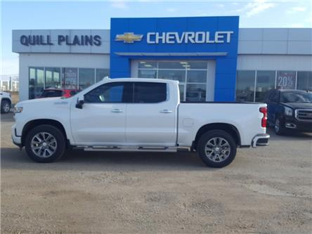2020 Chevrolet Silverado 1500 High Country (Stk: 20T014) in Wadena - Image 1 of 20