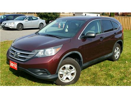 2012 Honda CR-V LX (Stk: ) in Oshawa - Image 1 of 5