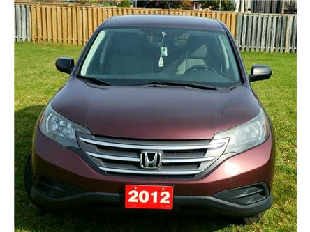 2012 Honda CR-V LX (Stk: ) in Oshawa - Image 2 of 5