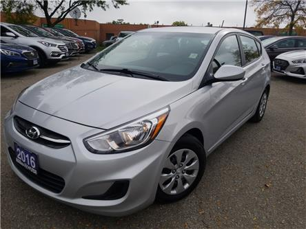 2016 Hyundai Accent LE (Stk: OP10472) in Mississauga - Image 1 of 12
