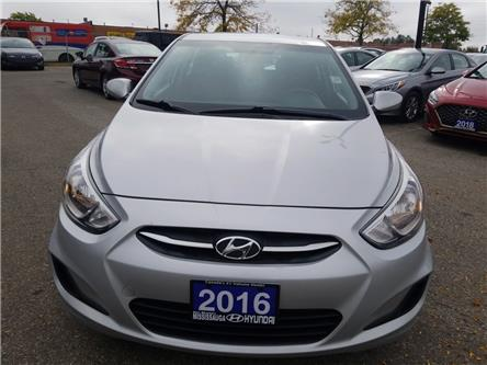 2016 Hyundai Accent LE (Stk: OP10472) in Mississauga - Image 2 of 12