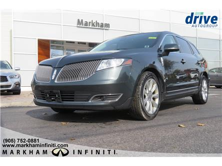 2015 Lincoln MKT EcoBoost (Stk: K191A) in Markham - Image 1 of 12