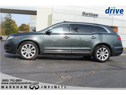 2015 Lincoln MKT EcoBoost (Stk: K191A) in Markham - Image 2 of 12