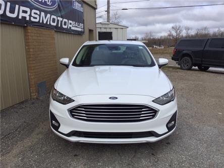 2020 Ford Fusion SE (Stk: 20-55) in Kapuskasing - Image 2 of 8