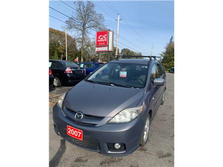 2007 Mazda Mazda5 GS (Stk: ) in Cobourg - Image 1 of 13