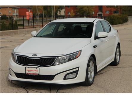 2014 Kia Optima LX (Stk: 1910486) in Waterloo - Image 1 of 23
