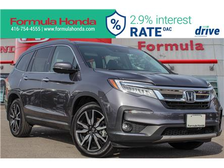 2019 Honda Pilot Touring (Stk: B11422) in Scarborough - Image 1 of 38