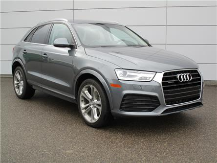 2018 Audi Q3 2.0T Progressiv (Stk: 6606) in Regina - Image 1 of 19