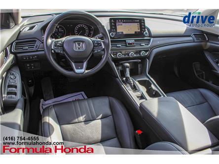 2018 Honda Accord Touring (Stk: B11518) in Scarborough - Image 2 of 35