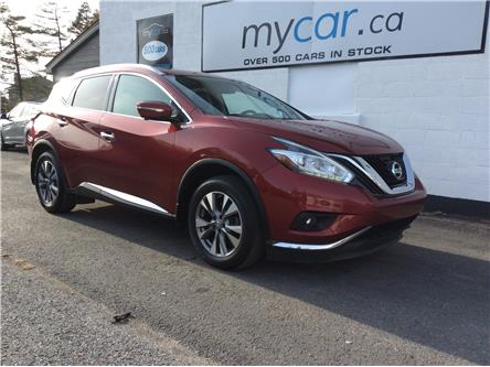 2015 Nissan Murano SL (Stk: 191617) in Kingston - Image 1 of 16