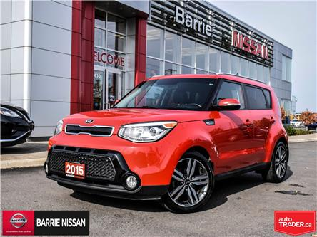 2015 Kia Soul SX (Stk: 20022A) in Barrie - Image 1 of 26