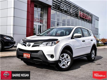 2013 Toyota RAV4 LE (Stk: 20056A) in Barrie - Image 1 of 22