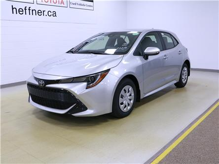 2020 Toyota Corolla Hatchback Base (Stk: 200375) in Kitchener - Image 1 of 3
