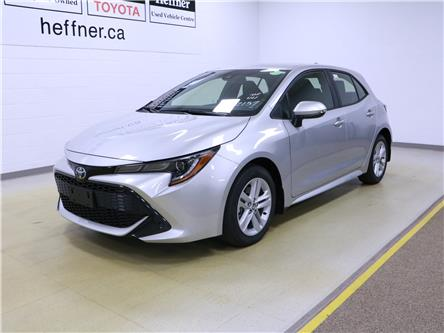 2020 Toyota Corolla Hatchback Base (Stk: 200376) in Kitchener - Image 1 of 3