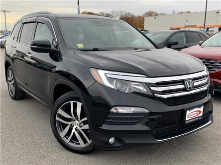 2017 Honda Pilot Touring (Stk: 20T13A) in Midland - Image 1 of 23